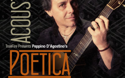Peppino D'Agostino – New Truefire DVD