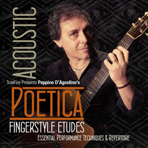 Peppino D'Agostino – New Truefire DVD